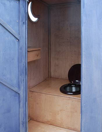 The CallAHead Classic Portable Restroom