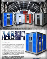 THE A48 SECURITY BOOTH