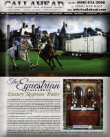 The Equestrian Luxury Restroom Trailer