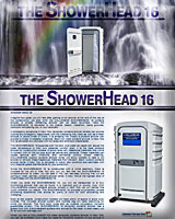 THE SHOWERHEAD 16
