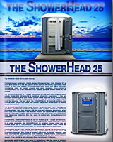 THE SHOWERHEAD 25