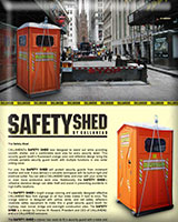 SAFETY SHED