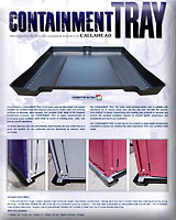 Containment Tray