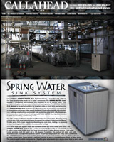 SPRING WATER SINK SYSTEM