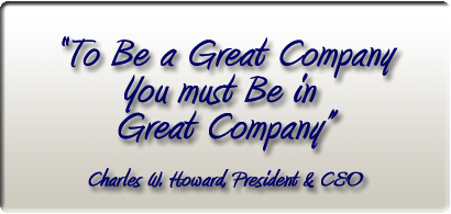 To Be a Great Company You Must Be in Great Company
