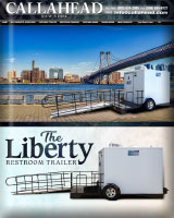 THE LIBERTY  ADA Restroom Trailer