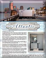 THE ATLANTIC Luxury Restroom Trailer