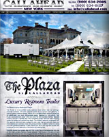 The Plaza Luxury Restroom Trailer