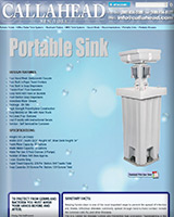 The Portable Sink