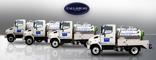 Callahead Fleet of Trucks