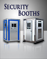 Security Guard Booths