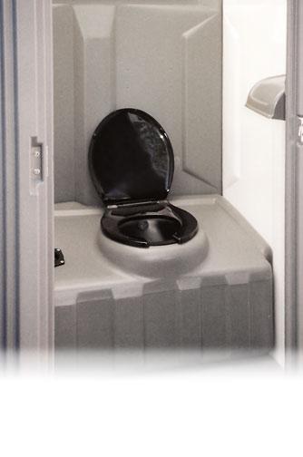 The Construction Flush Portable Toilet Portable Restroom