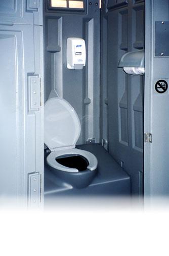 Job Site Portable Toilets : Job site portable toilet construction porta potty