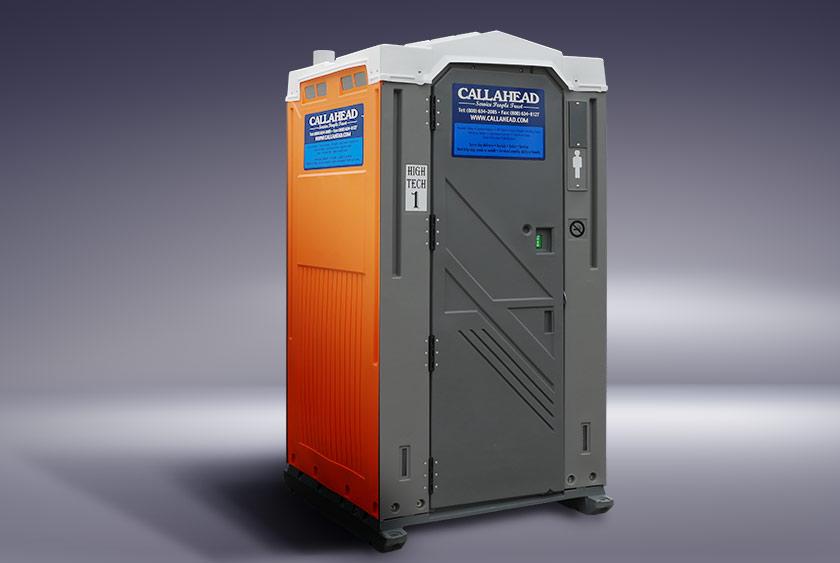 Job Site Portable Toilets : The job site head portable toilet by callahead
