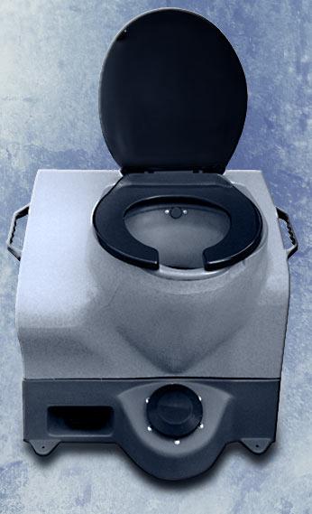 The MiniHead Porta Potty