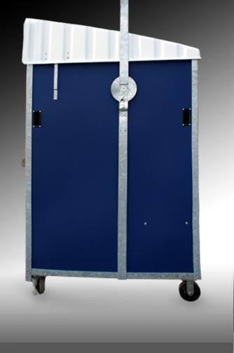 Car Rental Manhattan >> The Rollerhead Portable Toilet on Wheels| Mobile, High ...