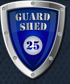 The Guard Shed 25 by CALLAHEAD