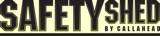 The Safety Shed Logo