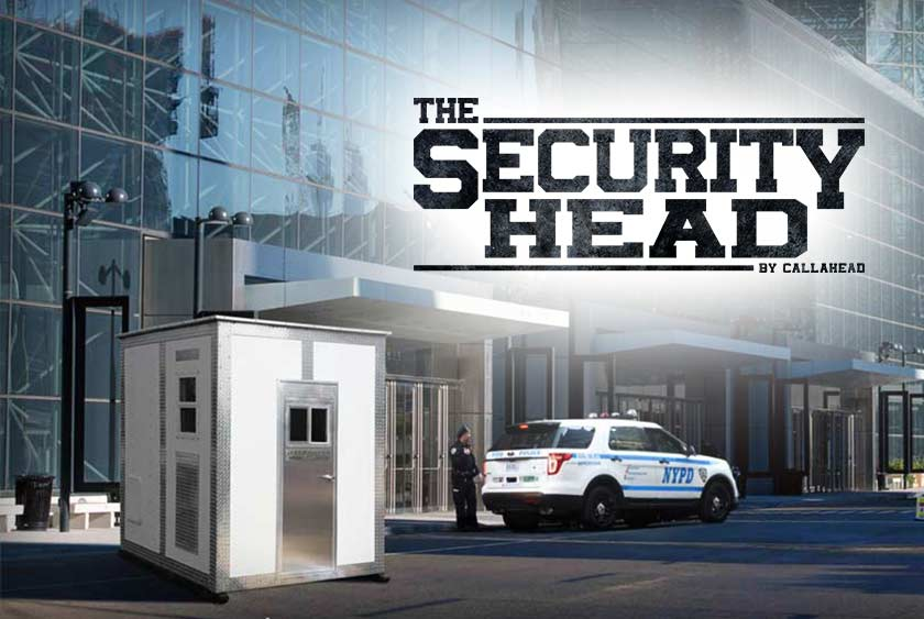 The Security Head Restroom By Callahead 1 800 634 2085