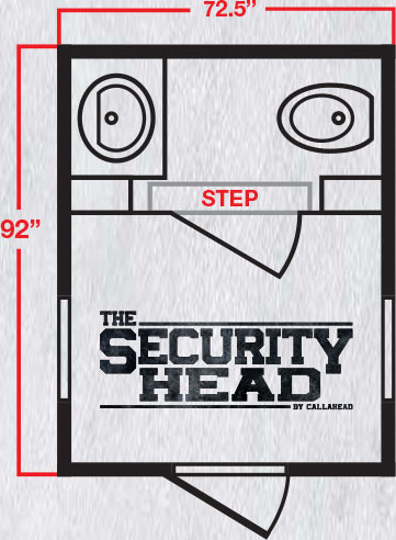The Security Head Floor Plan