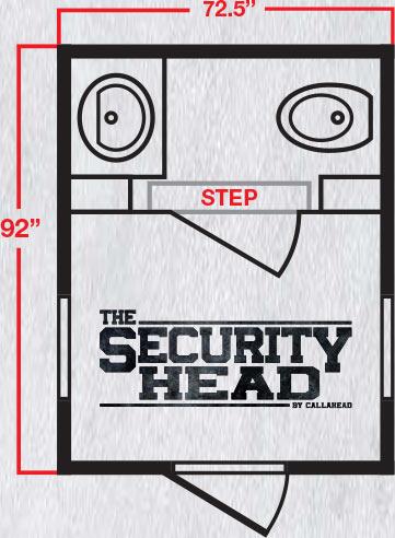 The Security Head Floor Plan