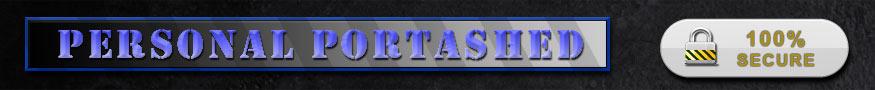 Personal PortaShed Logo
