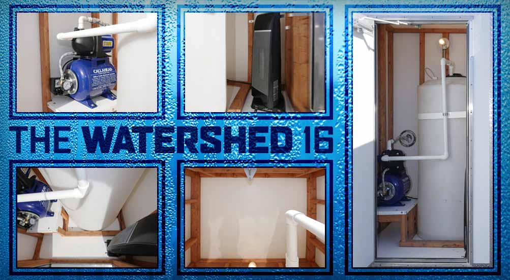 The WaterShed 16