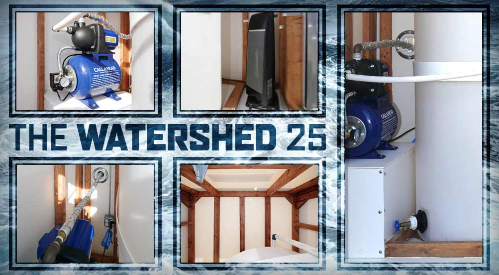 The WaterShed 25