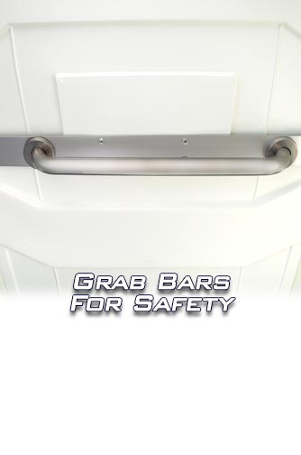 Stainless Grab Bars