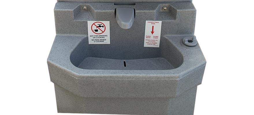 ROLLER SINK - Faucet & Basin