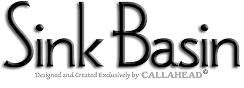 Sink Basin Logo