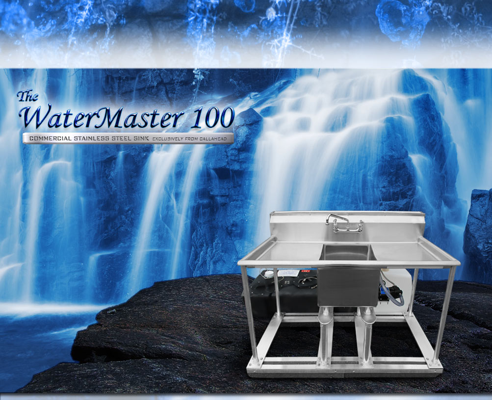 Portable Stainless Steel Sink