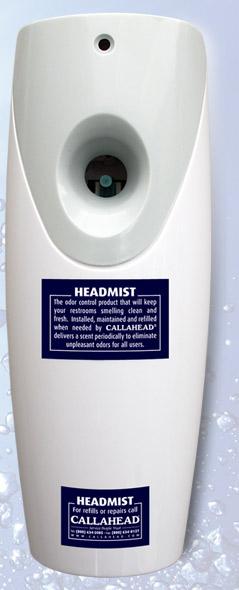 Head Mist Odor Control