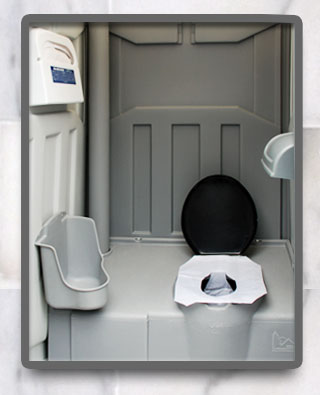 Headliners Disposable Toilet Seat Covers Porta Potty