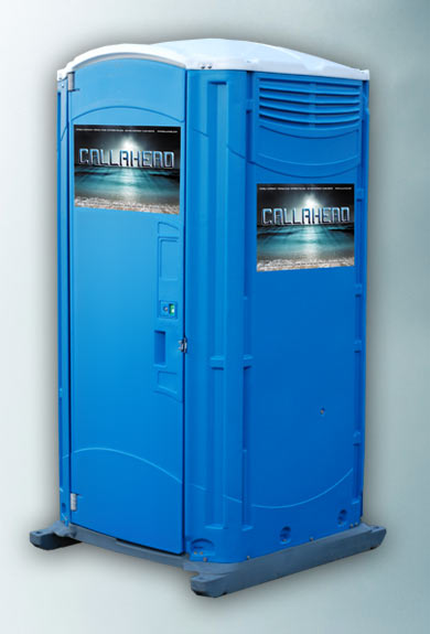 Toilets For Rent : The blue water portable toilet porta potty by