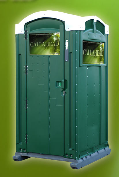 The Green Head Portable Toilet Porta Potty By