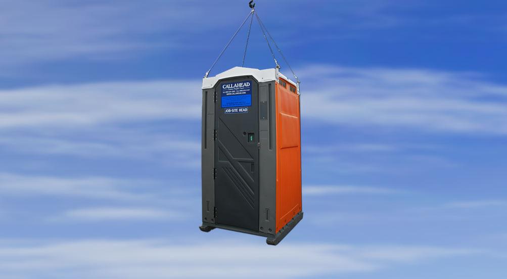 Portable Toilet for Hi-Rise