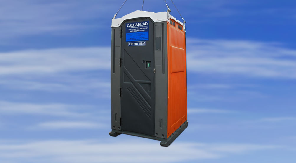 High Rise Portable Toilet