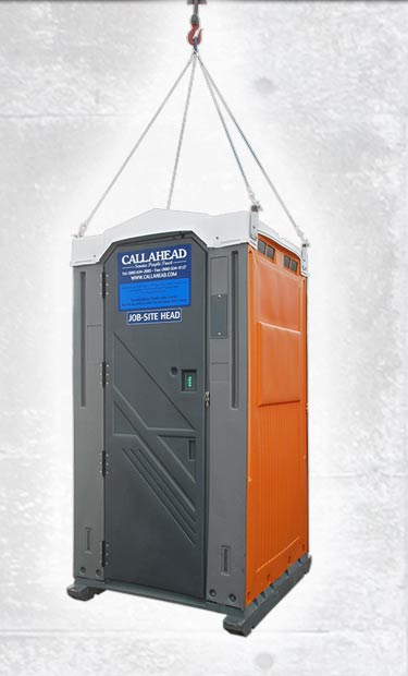 Portable Toilet with Cable for High Rise