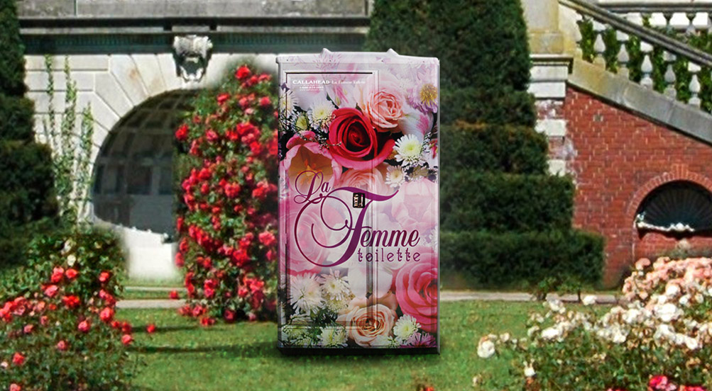 The La Femme Portable Restroom NY
