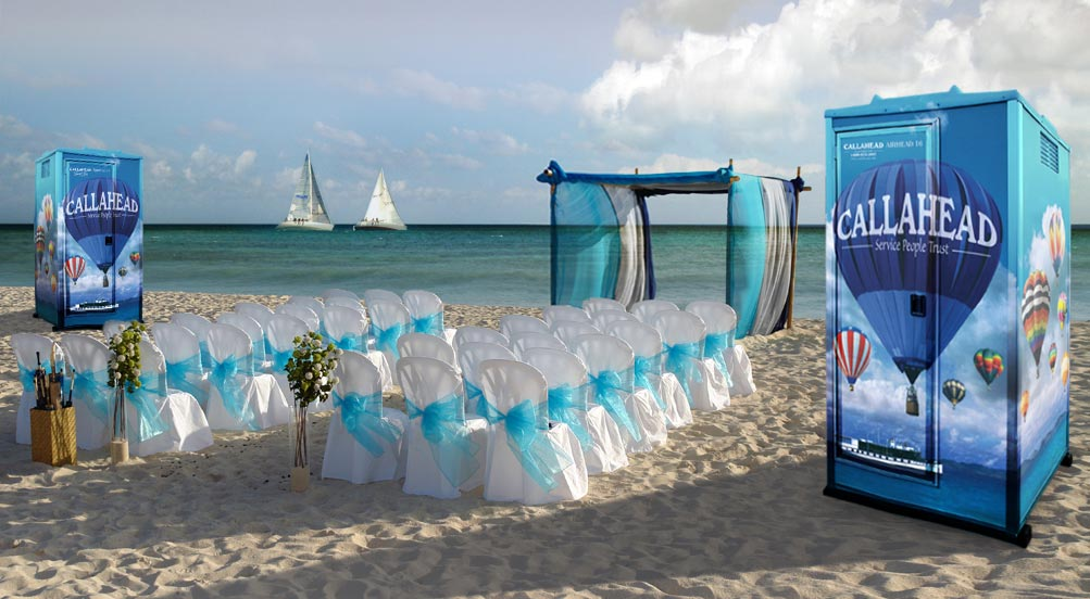 Wedding Reception Portable Toilet Recommendations