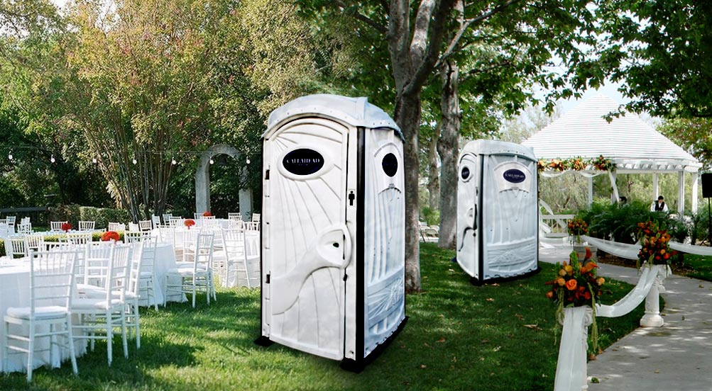 Portable Toilet Recommendations For Weddings CALLAHEAD 48484848 Cool Mobile Bathroom Rental Decor