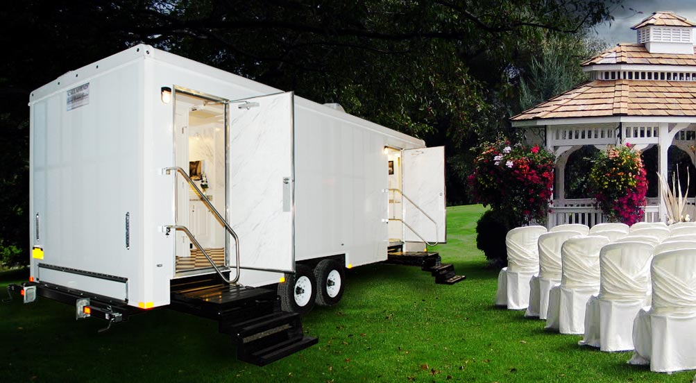 Portable Toilet Recommendations For Weddings CALLAHEAD 48484848 Amazing Mobile Bathroom Rental Decor