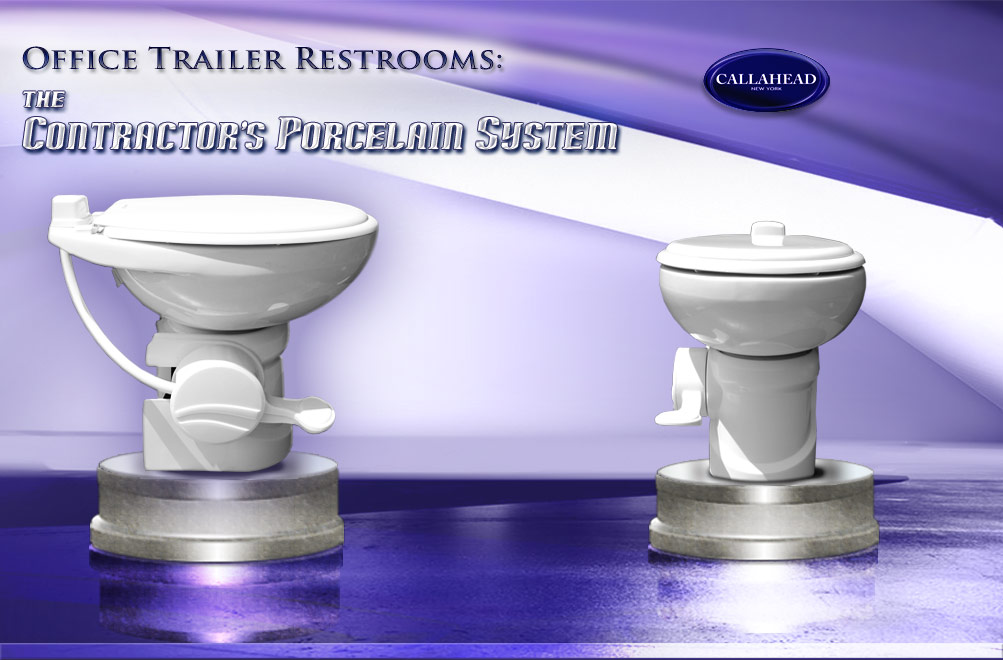 The Contractor's Porcelain Toilet System