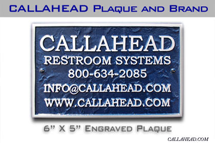 The CALLAHEAD Plaque and Brand