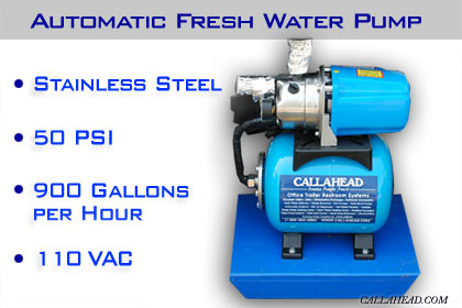 Automatic Fresh Water Pump