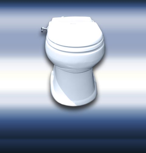 Home Porcelain Toilet