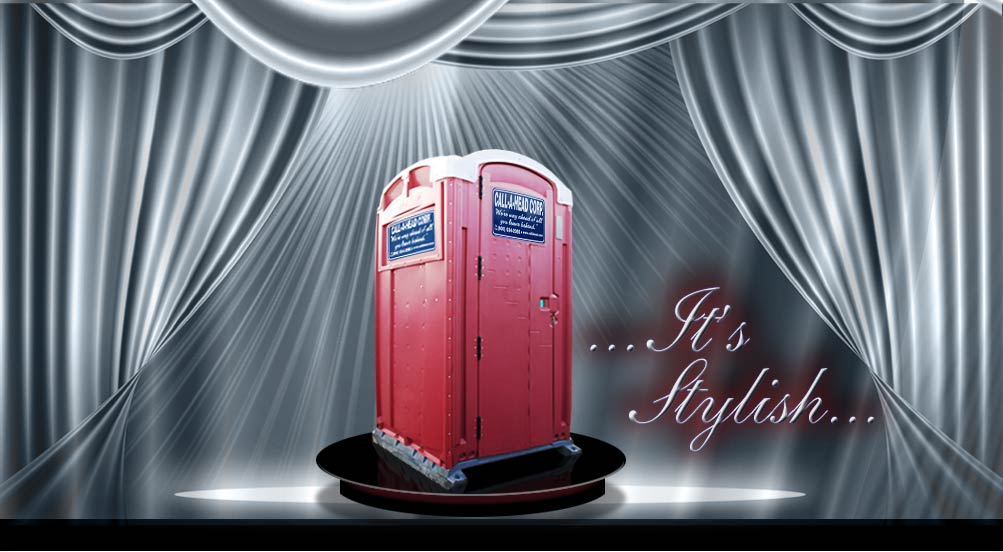 Porta Potty Rental for Special Events