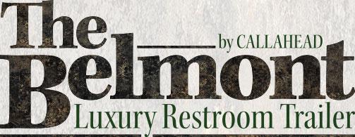The Belmont Luxury Restroom Logo
