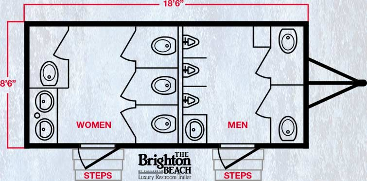 The Brighton Beach Floor Plan
